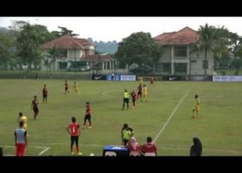 Piala Tun Sharifah Rodziah 2015: Pahang 2-0 ATM (2 Ogos 2015)